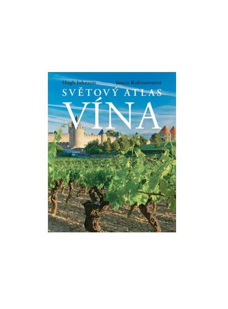 Světový atlas vína - Hugh Johnson, Jancis Robinsonová