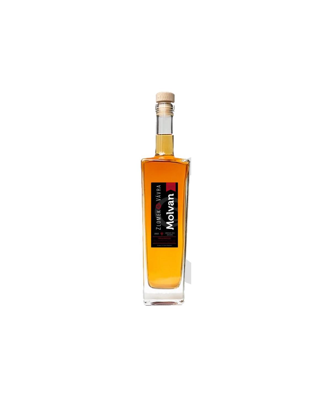 Molvan - červený vinný likér