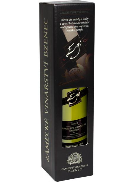 EGO No. 57 - Rulanské bílé + Rulandské šedé + Chardonnay - jakostní - s krabičkou