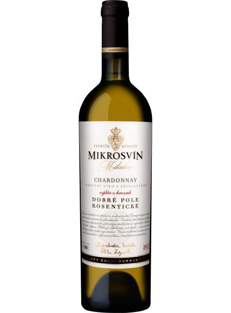 Traditional Line - Chardonnay - výběr z hroznů - Rosentické