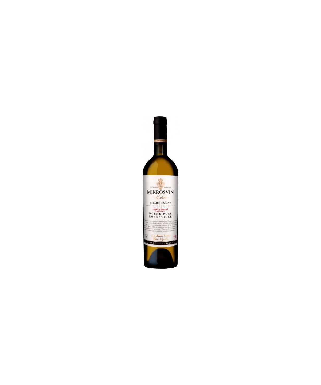 Traditional line - Chardonnay, barrique - výběr z hroznů - Rosentické