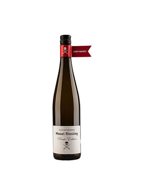 Schieferberg - Mosel Riesling - Pirate Edititon
