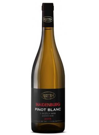 Maidenburg - Pinot blanc - pozdní sběr - U Božích muk