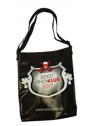 VÍNO-KLUB - taška na 3 lahve (chladící)