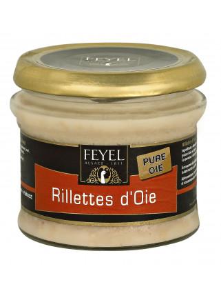 Feyel - Rilety - husí - 170 g ve skle