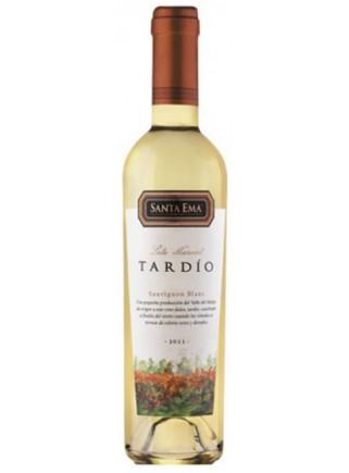 Santa Ema - Sauvignon Blanc Late Harvest - dezertní - 0,375 l