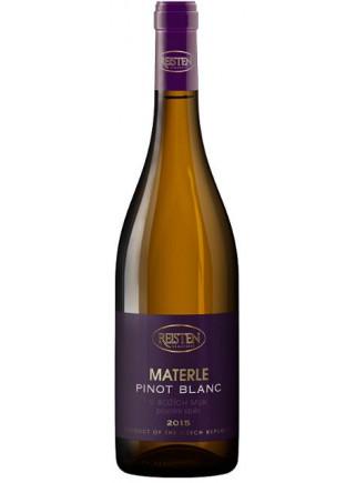 Materle - Pinot Blanc - pozdní sběr - U Božích muk
