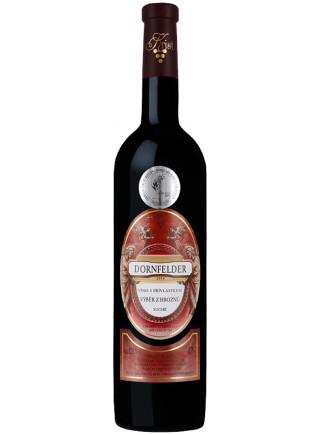Dornfelder - výběr z hroznů