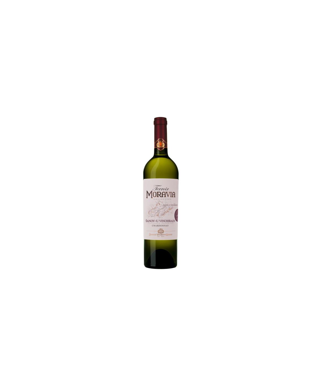 Terroir - Chardonnay - pozdní sběr, U vinohradu