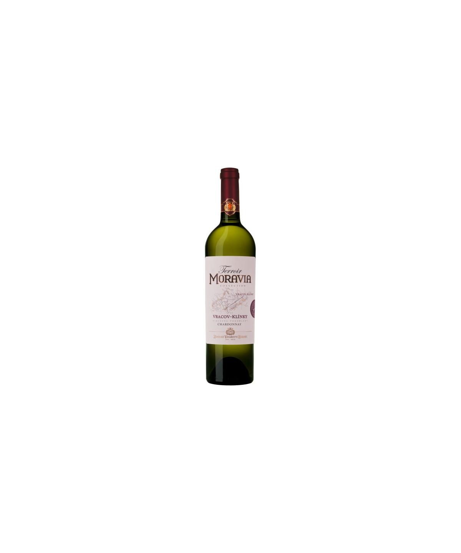 Terroir - Chardonnay - pozdní sběr - Vracov, Klínky