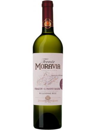 Terroir - Rulandské bílé - pozdní sběr - Vracov, Vinohrady U Panny Marie