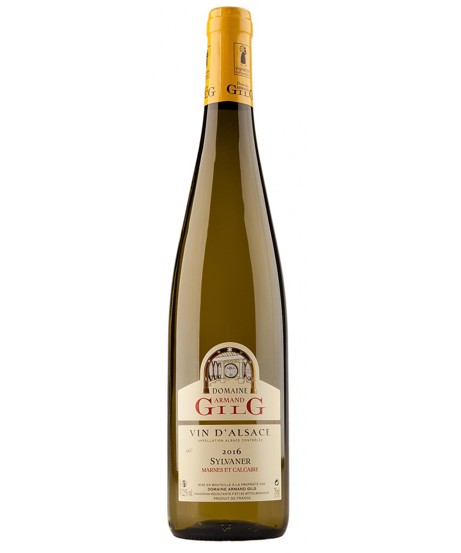 Domaine GILG - Sylvaner - Vin d´Alsace -  Grand Cru Zotzenberg