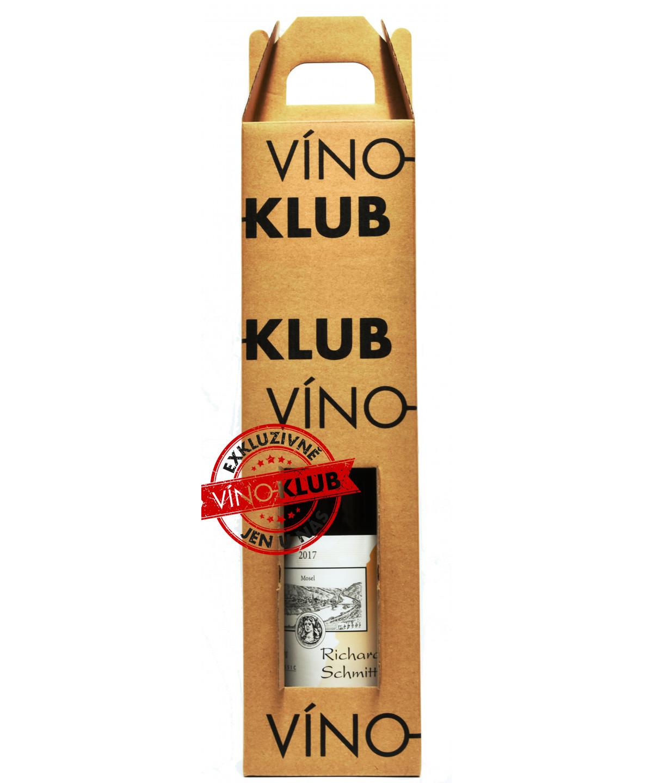 Víno-klub krabička na 1 láhev