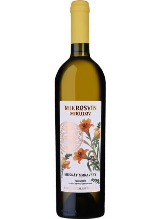 Flower line - Muškát moravský - pozdní sběr