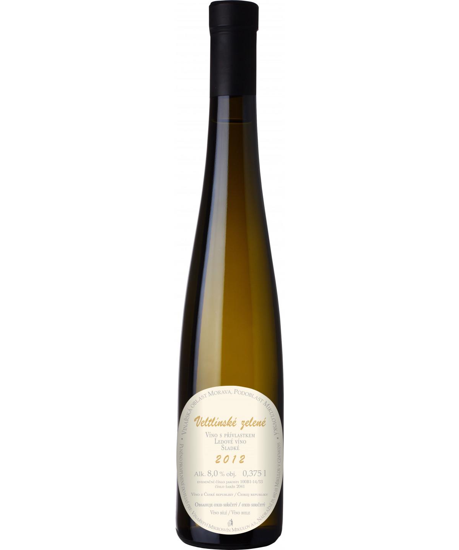 Veltlínské zelené - ledové víno - 0,375 l
