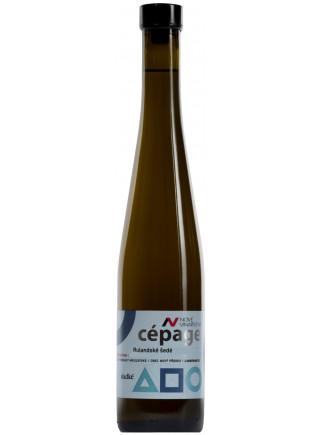 Cépage - Rulandské šedé - výběr z cibéb - Langewarte - 0,375 l