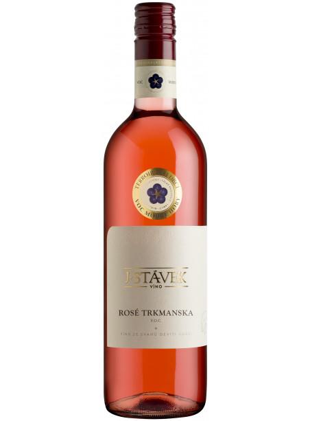 Rosé Trkmanska (Frankovka) - VOC Modré hory