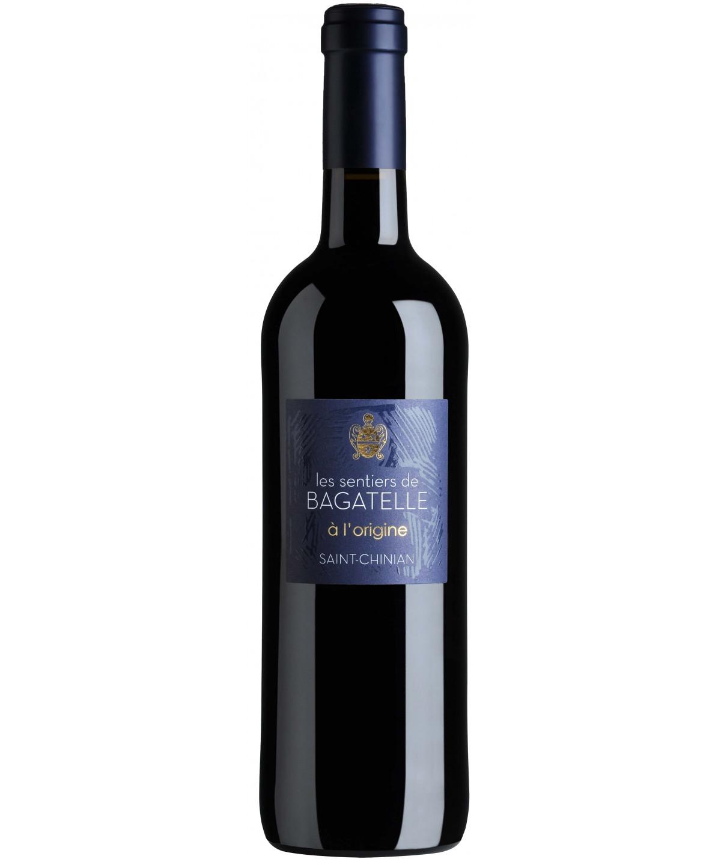 Clos Bagatelle - A L´Origine - AOC Saint Chinian