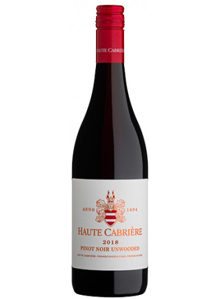 Haute Cabriere - Pinot Noir Unwooded