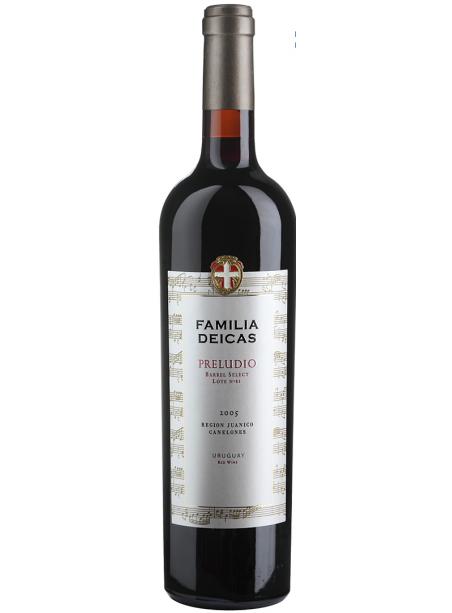 Familia Deicas - Premium - Preludio Barrel Select