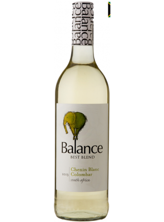 Overhex - Balance Chenin Blanc - Colombard