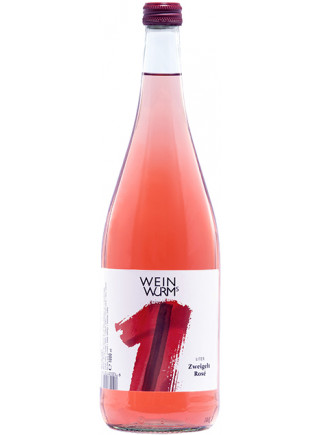WEINWURMs - Zweigelt Rosé - 1 liter