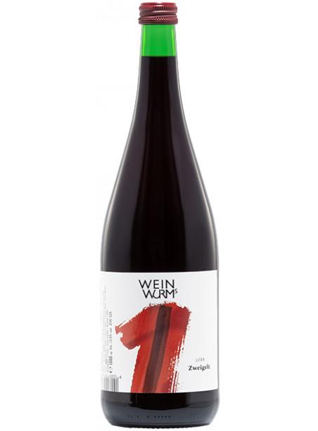 WEINWURM - Zweigelt - 1 liter