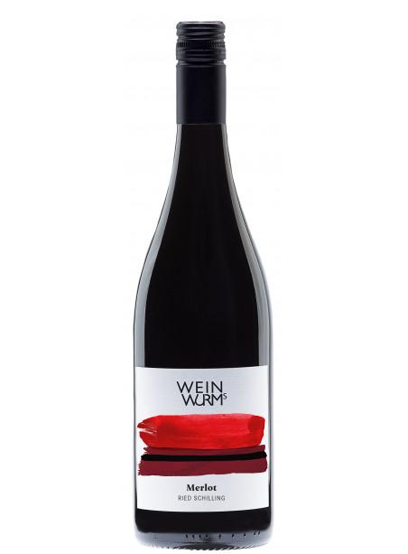 WEINWURMs - Merlot - Ried Schilling