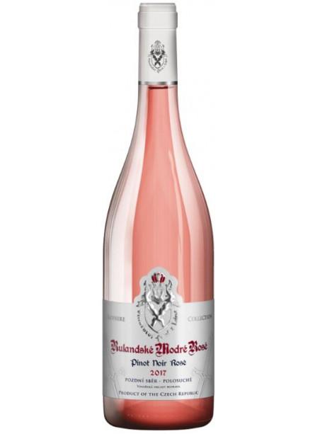 Saphire - Rulandské modré rosé - pozdní sběr