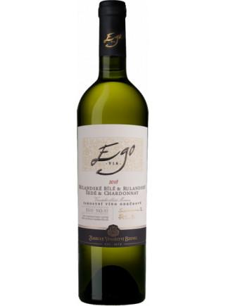 EGO - Rulandské bílé & Rulandské šedé & Chardonnay - jakostní