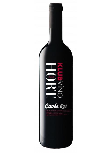 KLUB-VÍNO III - Cuvée 631
