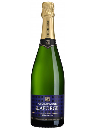 Champagne Guy Laforge - Premier Cru Brut - AOC Champagne