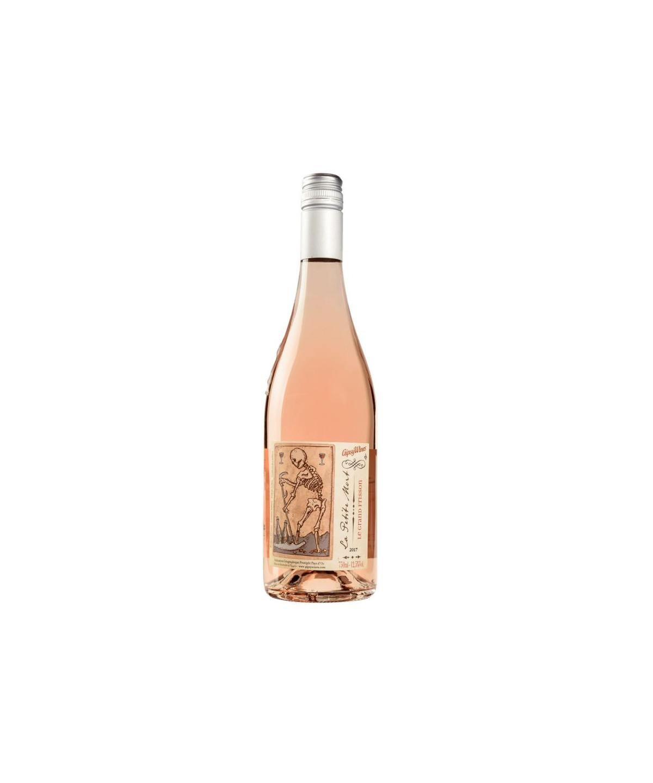 Gipsy Wines - La Petite Mort - Cinsault Syrah rosé