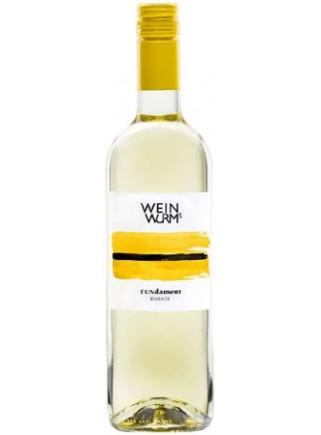 WEINWURMs - FUNdament Rivaner (Müller Thurgau)