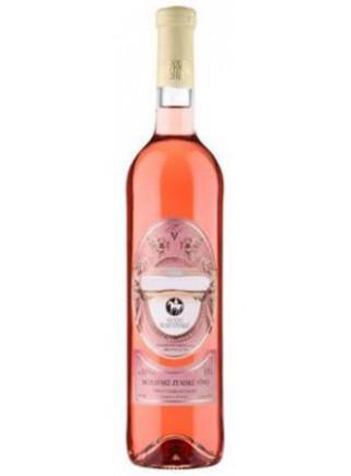 Svatomartinské - Zweigeltrebe rosé