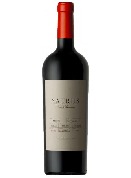 Familia Schroeder - Saurus Malbec Barrel fermented