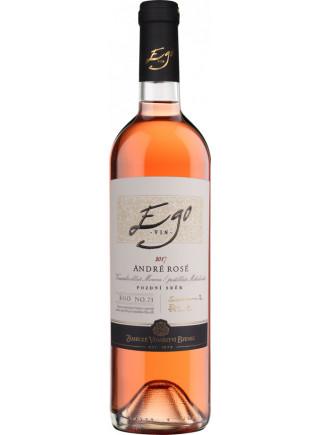 EGO No. 73 - André rosé - pozdní sběr