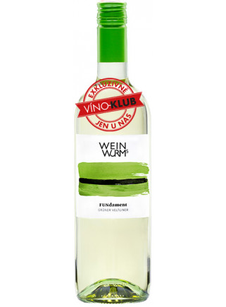 WEINWURMs - FUNdament - Grüner Veltliner