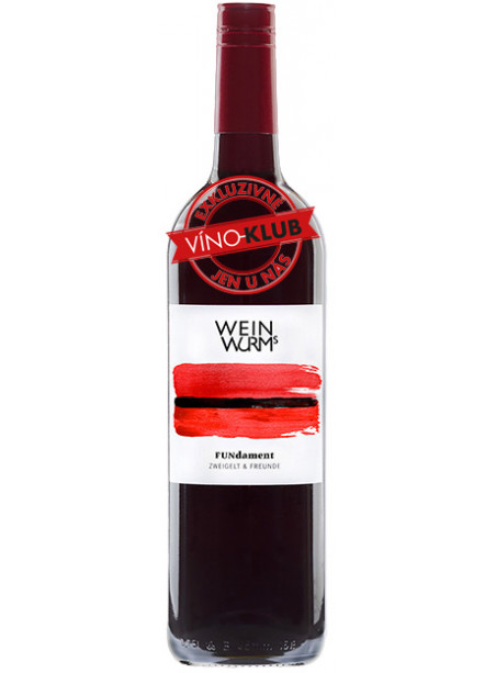 WEINWURMs - FUNdament - Zweigelt
