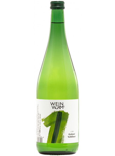 WEINWURMs - Grüner Veltliner - 1 liter