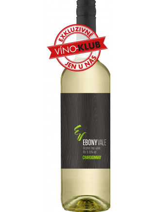 Ebony Vale - Chardonnay - nealkoholické víno