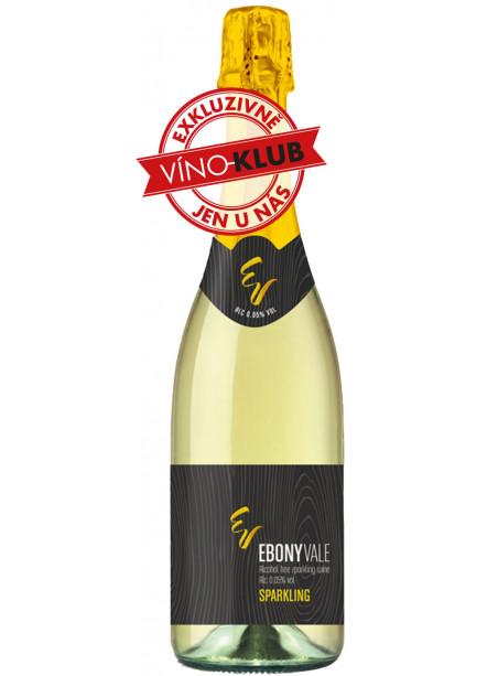Ebony Vale Sparkling - nealkoholické perlivé víno