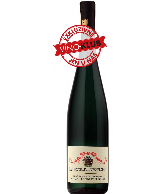 Weingut Reichsgraf Von Kesselstatt - Scharzhofberger Riesling Kabinett - feinherb