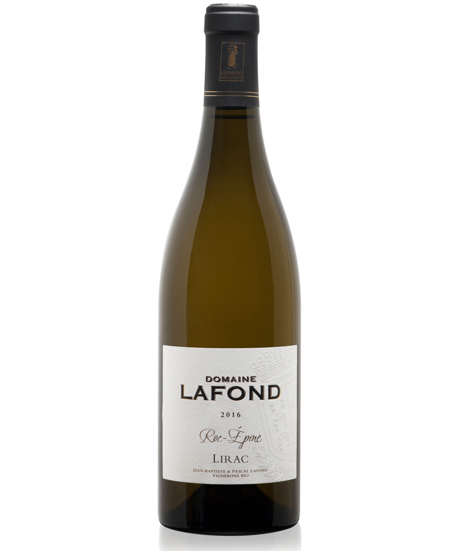 Domaine Lafond Roc-Epine - Lirac Blanc - BIO