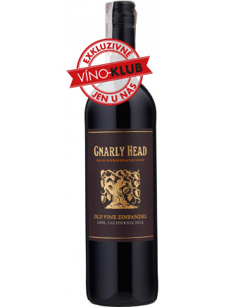 Gnarly Head - Old Vine Zinfandel - Lodi