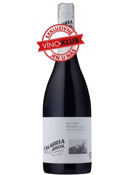 Calabria Family Wines - Calabria Bros - Old Vine Shiraz - Barossa Valley