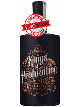 Calabria Family Wines - Kings of Prohibition - Shiraz - Barossa Valley