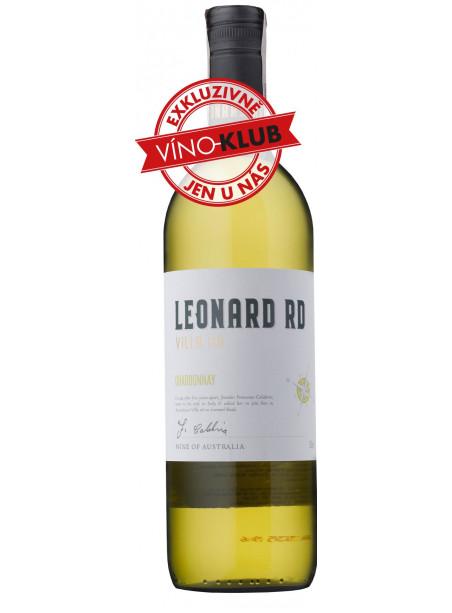 Calabria Family Wines - Leonard RD - Chardonnay