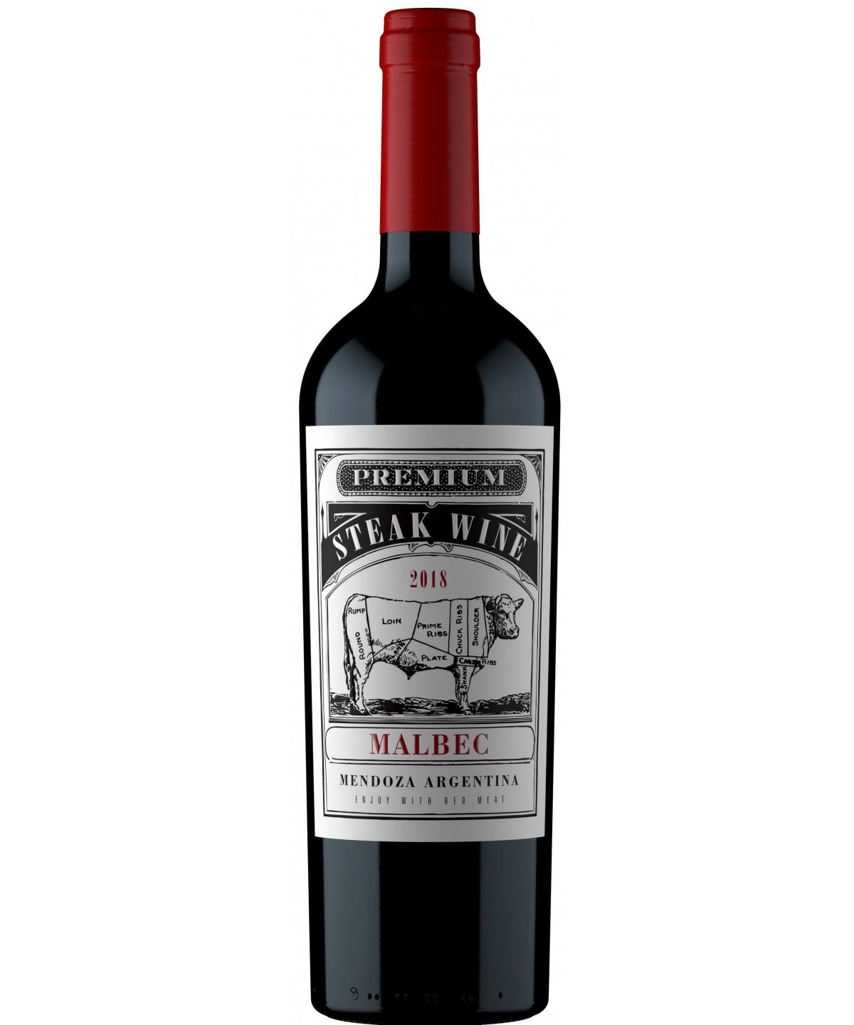 Steak Wine - Malbec - Mendoza