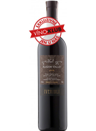 Tbilvino - Iveriuli - Alazani Valley Red